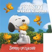 okładka Snoopy i przyjaciele, Książka | Charles M. Schulz