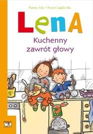 okładka Lena Kuchenny zawrót głowy, Książka | Joly Fanny