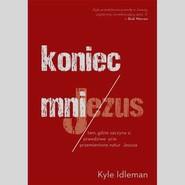 okładka Koniec mnie, Książka | Idleman Kyle