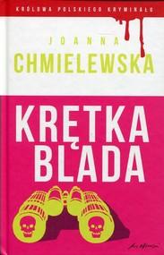 okładka Krętka blada, Książka   Chmielewska Joanna