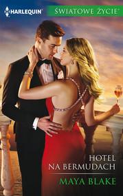 okładka Hotel na Bermudach. Książka | papier | Blake Maya
