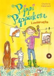 okładka Pippi Pepperkorn i zwierzęta, Książka | Habersack Charlotte