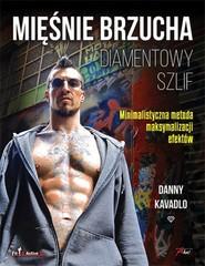 okładka Mięśnie brzucha Diamentowy szlif, Książka | Kavadlo Danny