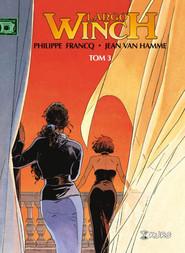 okładka Largo Winch Tom 3 wydanie zbiorcze, Książka | Philippe Francq, Hamme Jean Van
