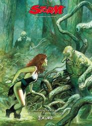 okładka Storm 2 Dzieci pustyni Zielone pandemonium, Książka | Don Lawrence, Dick Matena