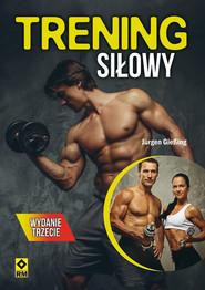 okładka Trening siłowy, Książka | GieBing Jurgen