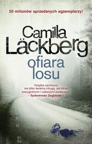 okładka Ofiara losu, Książka | Lackberg Camilla
