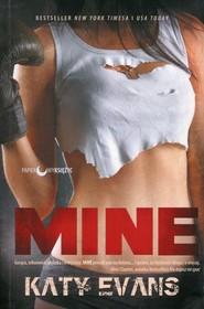 okładka Mine, Książka | Evans Katy