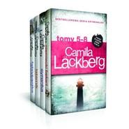 okładka Niemiecki bękart / Syrenka /Latarnik /Fabrykantka aniołków Pakiet Camilla Lackberg Tom 5-8, Książka | Lackberg Camilla
