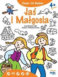okładka Znam To! Jaś i Małgosia, Książka |