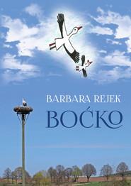 okładka Boćko, Książka | Rejek Barbara