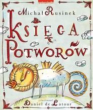 okładka Księga Potworów. Książka | papier | Rusinek Michał