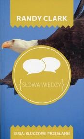okładka Słowa wiedzy, Książka | Clark Randy