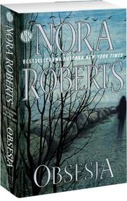 okładka Obsesja. Książka   papier   Roberts Nora