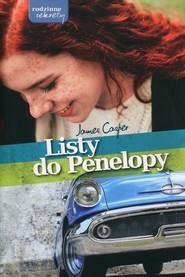 okładka Listy do Penelopy. Książka | papier | Casper James