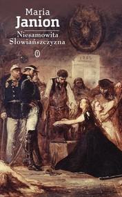 okładka Niesamowita Słowiańszczyzna, Książka   Janion Maria