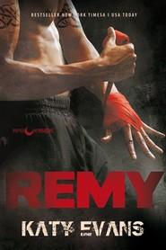 okładka REMY Seria REAL Tom 3, Książka | Evans Katy