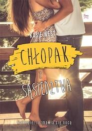 okładka Chłopak z sąsiedztwa, Książka | West Kasie