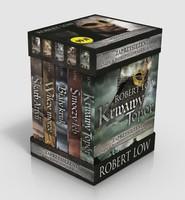 okładka Zaprzysiężeni Tomy 1-5 Pakiet, Książka | Low Robert
