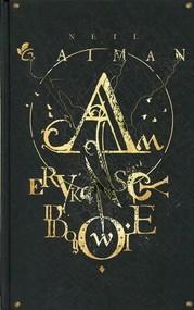 okładka Amerykańscy bogowie, Książka | Gaiman Neil