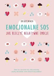 okładka Emocjonalne SOS, Książka   Winch Guy
