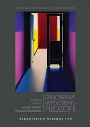 okładka Panorama współczesnej filozofii, Książka |