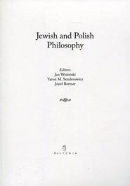 okładka Jewish and Polish Philosophy, Książka |