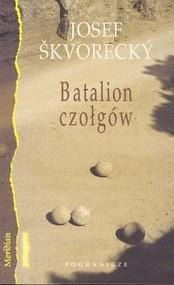 okładka Batalion czołgów, Książka | Skvorecky Josef
