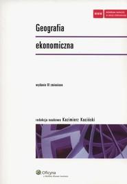 okładka Geografia ekonomiczna, Książka |