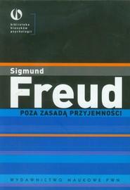 okładka Poza zasadą przyjemności. Książka | papier | Freud Sigmund