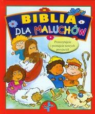 okładka Biblia dla maluchów, Książka |