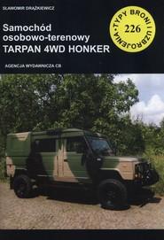 okładka TBiU-226 Samochód osobowo-terenowy Tarpan 4WD Honker, Książka | Drążkiewicz Sławomir