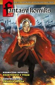okładka Fantasy Komiks Tom 27, Książka  