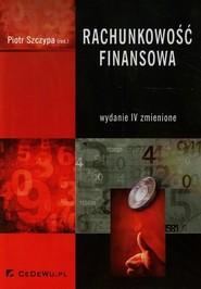 okładka Rachunkowość finansowa, Książka |