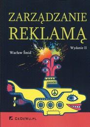 okładka Zarządzanie reklamą, Książka | Smid Wacław