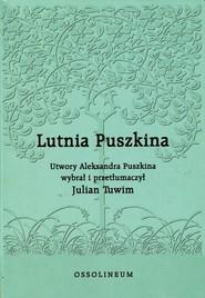 okładka Lutnia Puszkina, Książka | Puszkin Aleksander