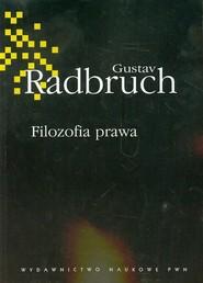 okładka Filozofia prawa, Książka | Radbruch Gustav