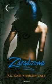 okładka Zdradzona Tom 2, Książka | P.C. Cast, Kristin Cast