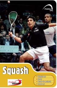 okładka Squash, Książka |