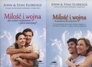 okładka Miłość i wojna / Miłość i wojna rozmyślania dla małżeństw Pakiet, Książka | John Eldredge, Stasi Eldredge