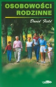 okładka Osobowości rodzinne, Książka | Field Dawid