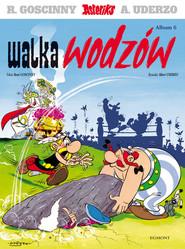 okładka Asteriks Tom 6 Walka wodzów, Książka | Goscinny Rene