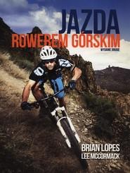 okładka Jazda rowerem górskim, Książka | Brian  Lopes, Lee  McCormack