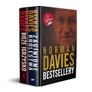 okładka Norman Davies Bestsellery (Pakiet: Boże Igrzysko i Zaginione Królestwa). Książka   papier   Davies Norman