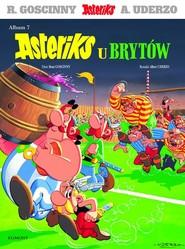 okładka Asteriks u Brytów, Książka | Goscinny Rene