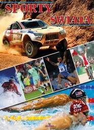 okładka Sporty świata, Książka | Walkowiak Artur