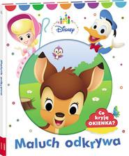 okładka Disney Maluch odkrywa Co kryja okienka? DMO-1. Książka | papier | Opracowanie zbiorowe