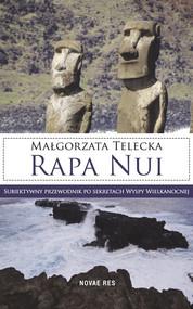 okładka Rapa Nui. Książka | papier | Telecka Małgorzata