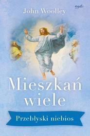 okładka Mieszkań wiele Przebłyski niebios. Książka | papier | Woolley John