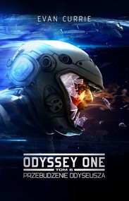 okładka Odyssey One Tom 6 Przebudzenie Odyseusza. Książka   papier   Currie Evan